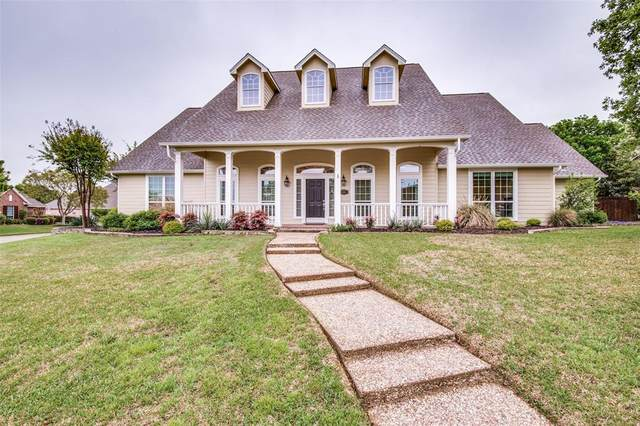1544 Hudnall Farm Road, Keller, TX 76248 (MLS #14353352) :: Justin Bassett Realty