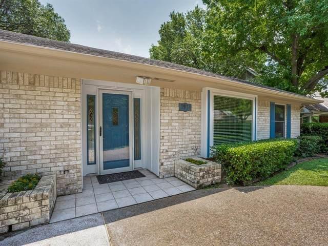 3934 Candlenut Lane, Dallas, TX 75244 (MLS #14353357) :: The Kimberly Davis Group