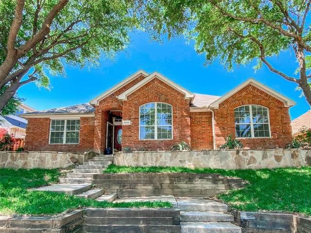 2020 Piedmont Drive, Lewisville, TX 75067 (MLS #14353363) :: The Good Home Team