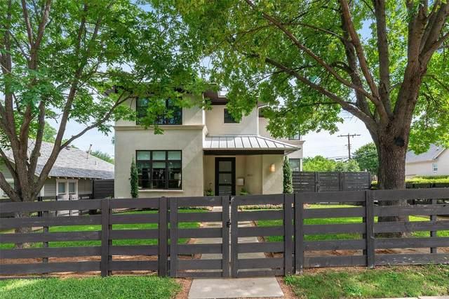 3800 W 5th Street, Fort Worth, TX 76107 (MLS #14353374) :: The Heyl Group at Keller Williams