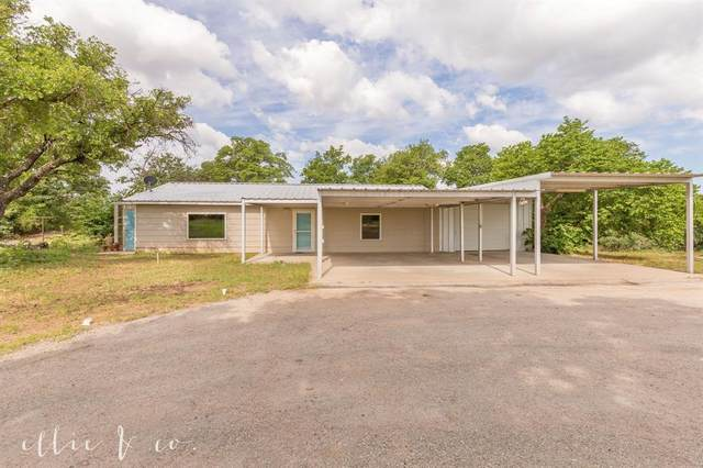 13001 County Road 334, Abilene, TX 79601 (MLS #14353375) :: The Welch Team
