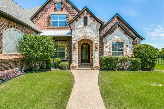 8217 Sawgrass Lane, Denton, TX 76226 (MLS #14353386) :: Team Hodnett