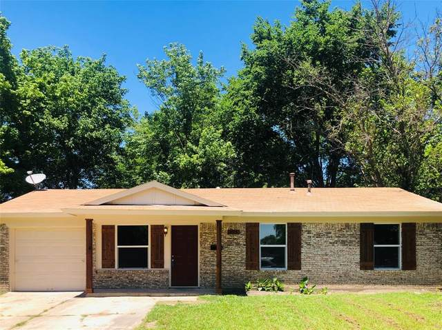 923 Sierra Drive, Mesquite, TX 75149 (MLS #14353412) :: All Cities USA Realty