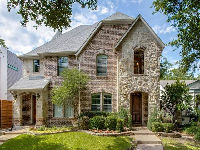 5633 Matalee Avenue, Dallas, TX 75206 (MLS #14353418) :: The Kimberly Davis Group