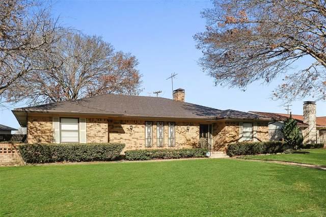 6905 Kiva Lane, Dallas, TX 75227 (MLS #14353447) :: The Mitchell Group
