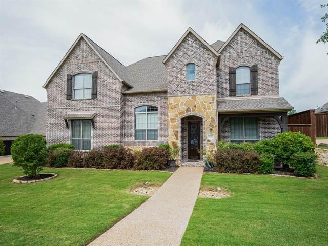 941 Jessica Lane, Prosper, TX 75078 (MLS #14353459) :: Real Estate By Design