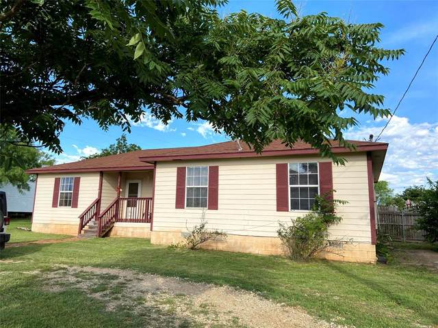 519 10th, Megargel, TX 76370 (MLS #14353461) :: The Hornburg Real Estate Group