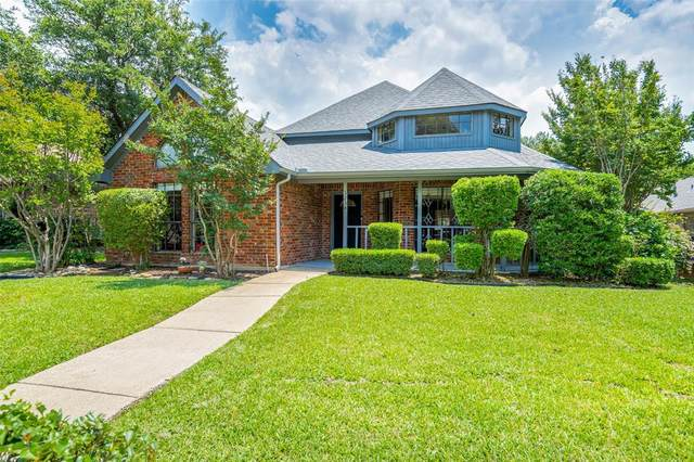 3234 Sugarbush Drive, Carrollton, TX 75007 (MLS #14353464) :: Post Oak Realty