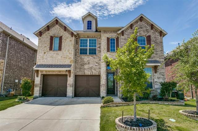 12909 Oakvale Trail, Fort Worth, TX 76244 (MLS #14353465) :: Potts Realty Group