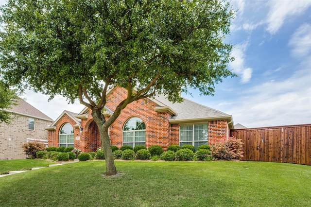 13725 Salmon Drive, Frisco, TX 75035 (MLS #14353478) :: The Tierny Jordan Network