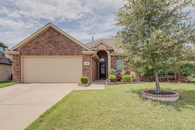 205 Campbell Court, Fate, TX 75189 (MLS #14353479) :: The Mitchell Group