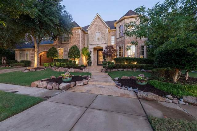 8410 Canyon Crossing, Lantana, TX 76226 (MLS #14353482) :: Frankie Arthur Real Estate