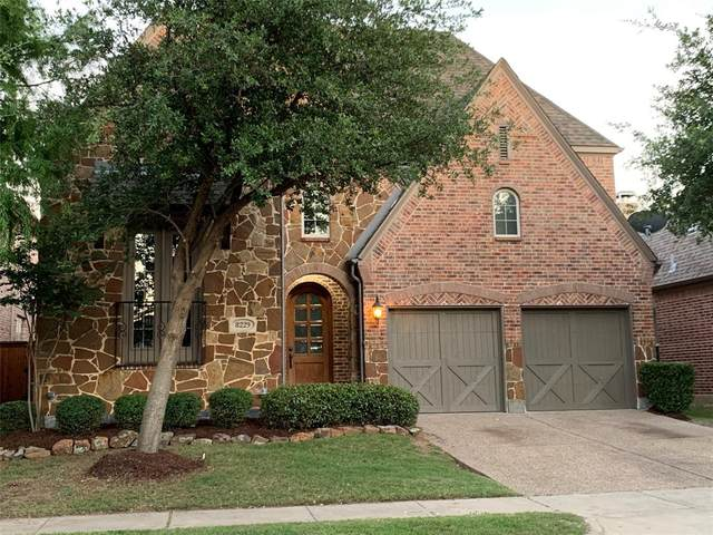 8229 Paisley, The Colony, TX 75056 (MLS #14353483) :: Baldree Home Team
