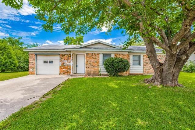 12125 Duchess Drive, Balch Springs, TX 75180 (MLS #14353484) :: The Chad Smith Team