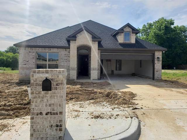 1640 Town Creek Circle, Weatherford, TX 76086 (MLS #14353501) :: The Rhodes Team