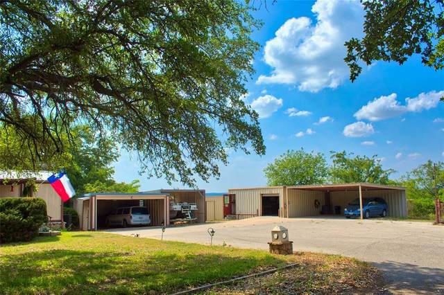 7007 County Road 445, Brownwood, TX 76801 (MLS #14353508) :: The Hornburg Real Estate Group