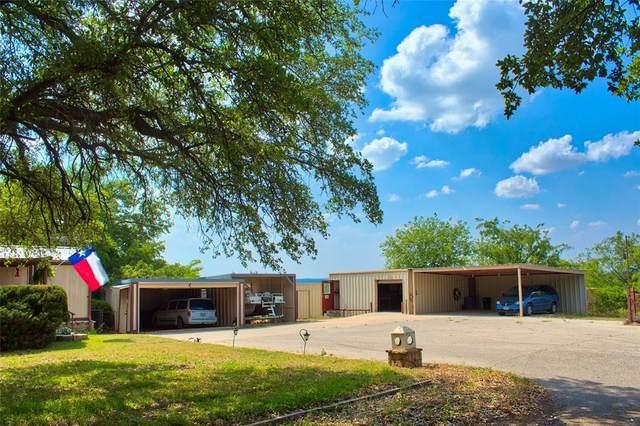 7007 County Road 445, Brownwood, TX 76801 (MLS #14353508) :: Team Hodnett