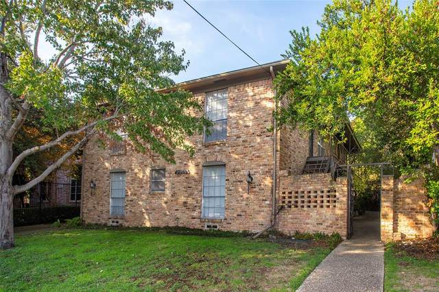 3901 Hawthorne Avenue, Dallas, TX 75219 (MLS #14353515) :: Real Estate By Design