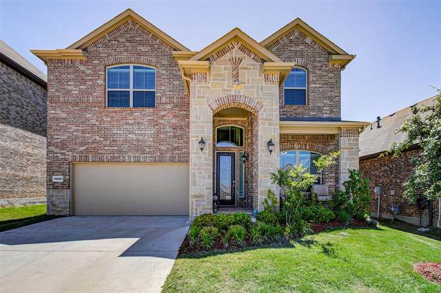 10008 Bodega Bay Road, Fort Worth, TX 76177 (MLS #14353526) :: The Mauelshagen Group