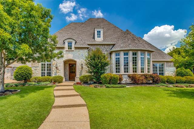 2348 Timberlake Circle, Allen, TX 75013 (MLS #14353533) :: The Good Home Team