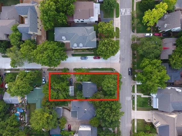 7202 La Vista, Dallas, TX 75214 (MLS #14353538) :: The Hornburg Real Estate Group