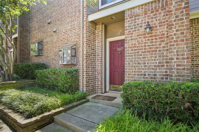 5859 Frankford Road #1107, Dallas, TX 75252 (MLS #14353542) :: RE/MAX Pinnacle Group REALTORS