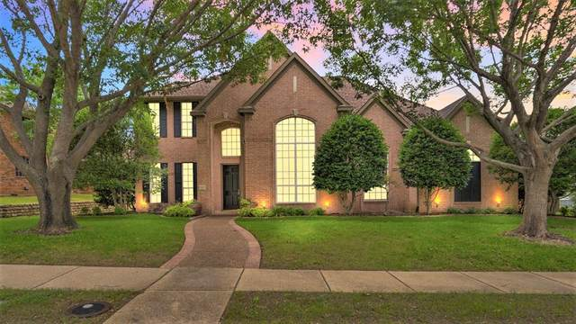 5431 Widgeon Way, Frisco, TX 75034 (MLS #14353552) :: The Tierny Jordan Network