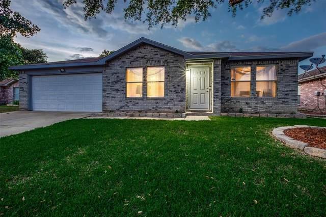 3607 Snead Court, Arlington, TX 76014 (MLS #14353562) :: Team Hodnett