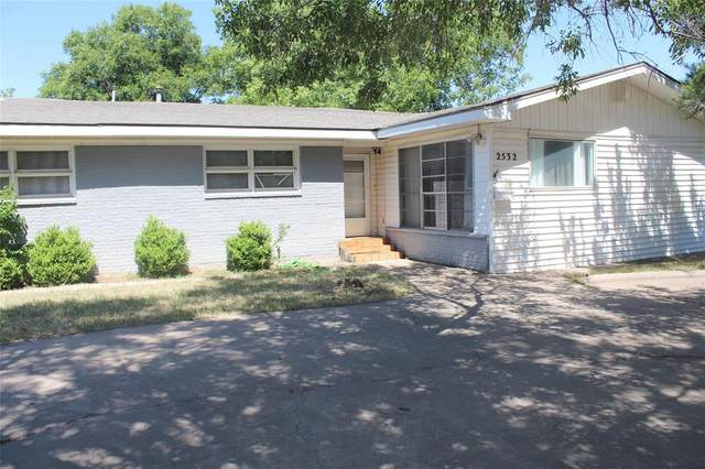 2532 Garfield Avenue, Abilene, TX 79601 (MLS #14353564) :: Frankie Arthur Real Estate