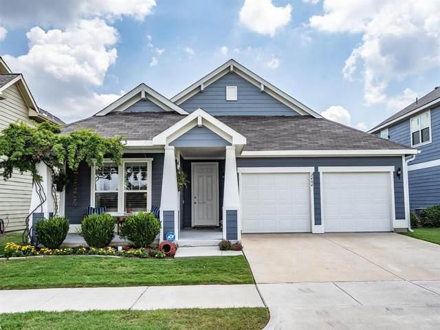 2404 Bray Village Drive, Denton, TX 76207 (MLS #14353568) :: The Mauelshagen Group