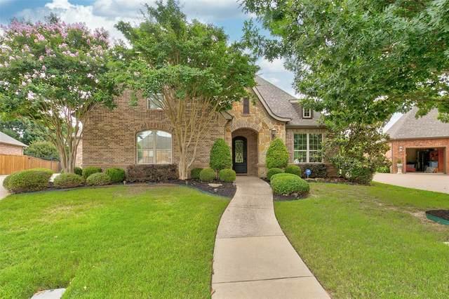 1657 Tuscan Ridge Circle, Southlake, TX 76092 (MLS #14353574) :: The Heyl Group at Keller Williams