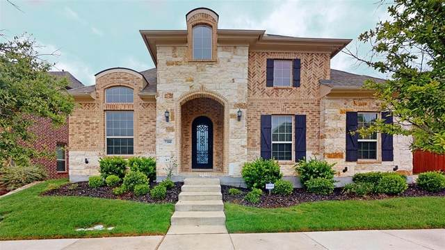 7300 Los Padres Place, Mckinney, TX 75070 (MLS #14353577) :: The Tierny Jordan Network