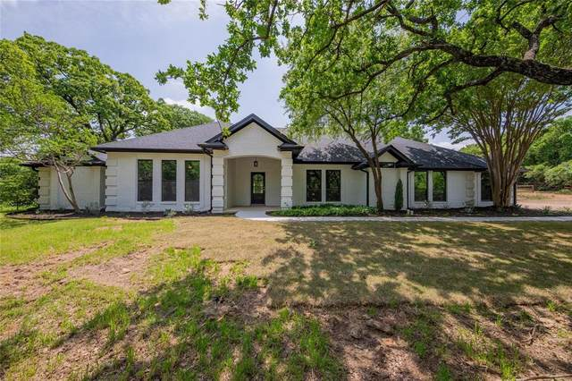 235 Forest Trail, Argyle, TX 76226 (MLS #14353579) :: The Mauelshagen Group