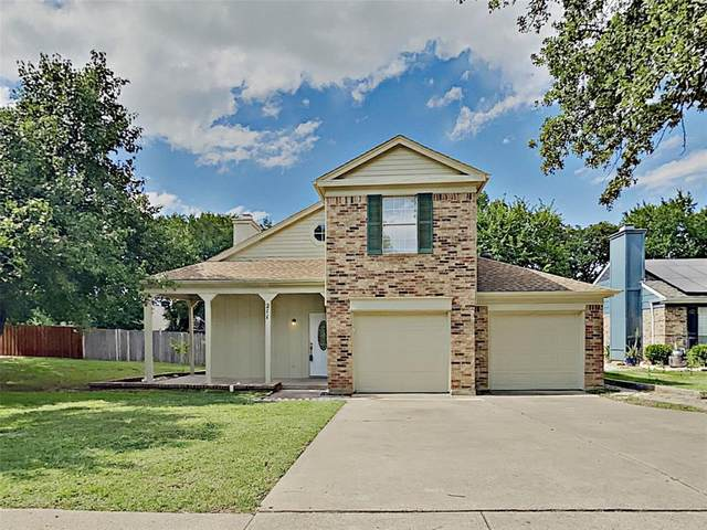211 Wooddale Street, Euless, TX 76039 (MLS #14353586) :: All Cities USA Realty