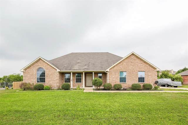 202 Margaret Street, Fate, TX 75189 (MLS #14353614) :: The Heyl Group at Keller Williams