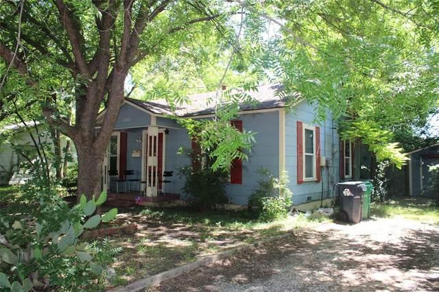 1222 Coit Street, Denton, TX 76201 (MLS #14353620) :: Team Hodnett
