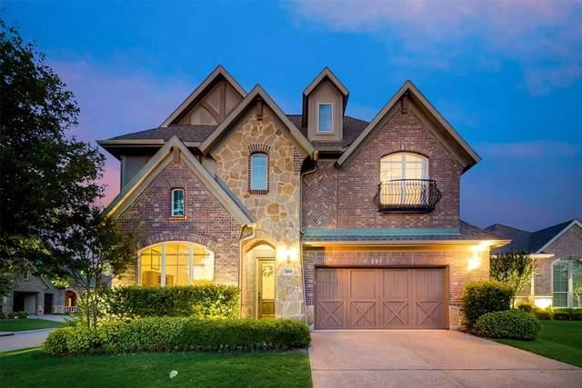 1401 Chaumont Court, Arlington, TX 76013 (MLS #14353629) :: The Tierny Jordan Network