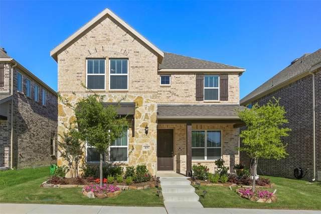 401 Pasco Road, Garland, TX 75044 (MLS #14353634) :: Maegan Brest | Keller Williams Realty