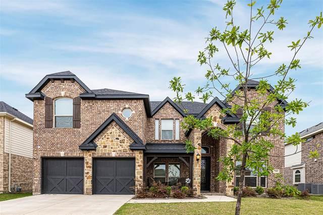 7116 Playa Norte Drive, Grand Prairie, TX 75054 (MLS #14353640) :: Real Estate By Design