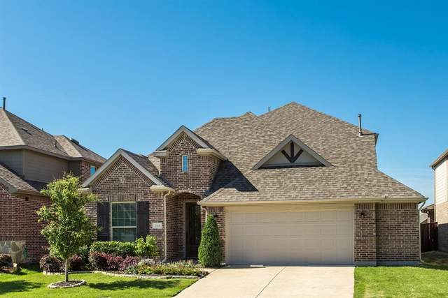 2310 Houston Drive, Melissa, TX 75454 (MLS #14353653) :: All Cities USA Realty