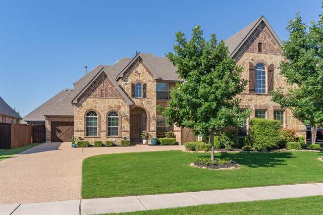 2745 Waverley Drive, Trophy Club, TX 76262 (MLS #14353657) :: The Mauelshagen Group