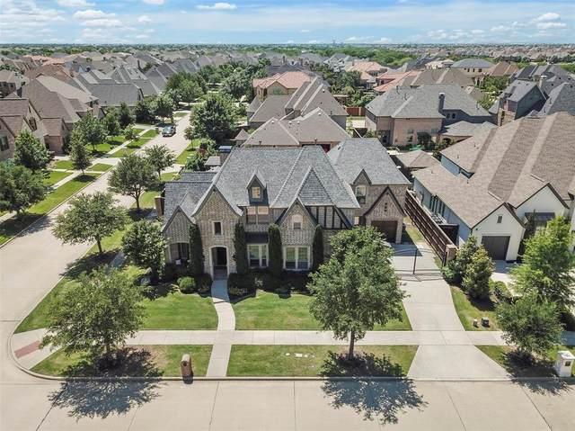 10459 Tobias Lane, Frisco, TX 75033 (MLS #14353661) :: The Hornburg Real Estate Group