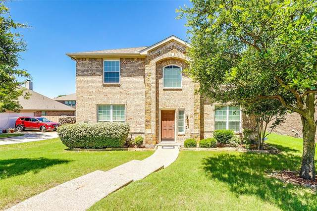 11721 Balch Springs Court, Frisco, TX 75035 (MLS #14353669) :: The Tierny Jordan Network