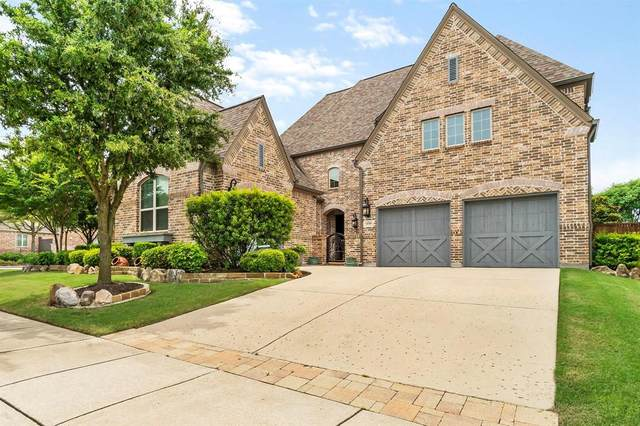 10769 Kingsford Lane, Frisco, TX 75035 (MLS #14353677) :: The Tierny Jordan Network