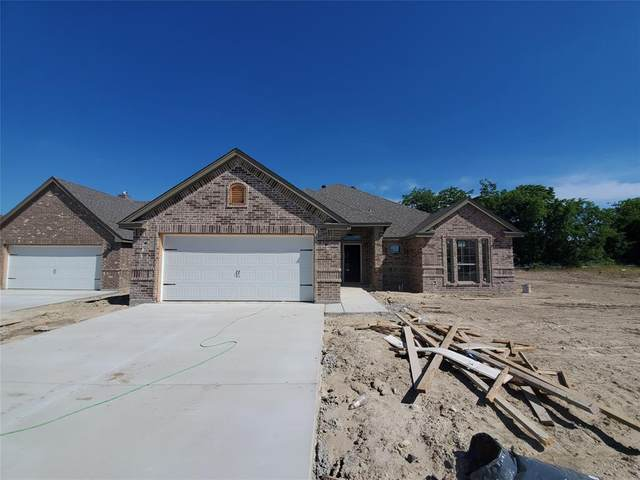 384 Paloma, Weatherford, TX 76087 (MLS #14353700) :: The Good Home Team