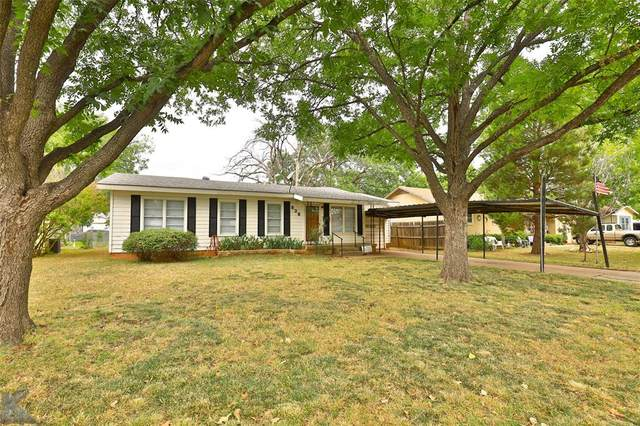 926 Westmoreland Street, Abilene, TX 79603 (MLS #14353721) :: Baldree Home Team