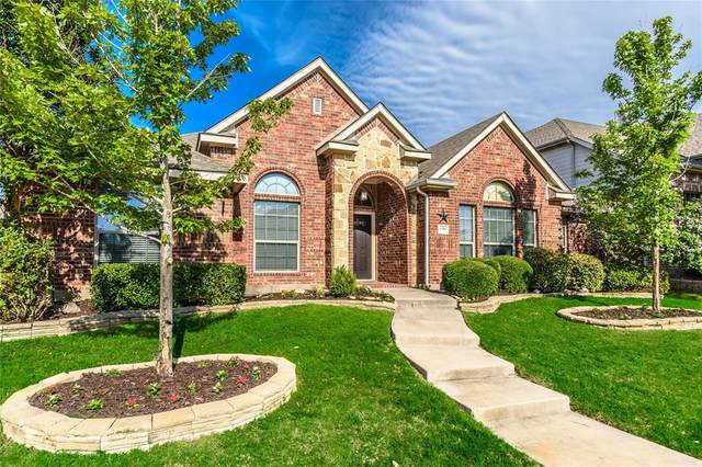 3701 Black Gold Drive, Mckinney, TX 75070 (MLS #14353725) :: The Tierny Jordan Network