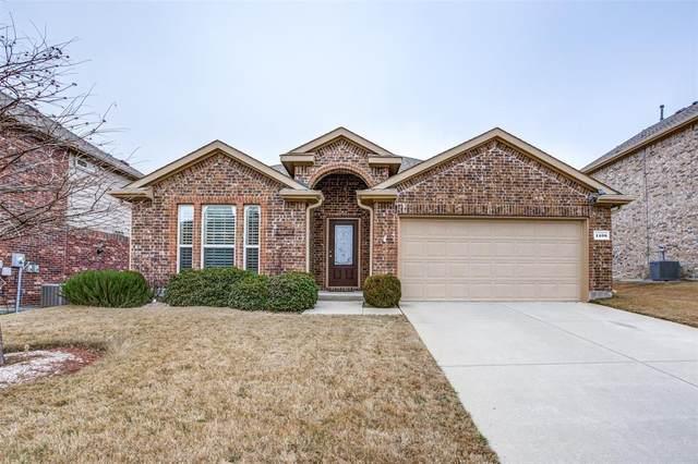 1408 Bateman Lane, Celina, TX 75009 (MLS #14353738) :: Century 21 Judge Fite Company
