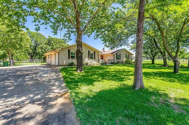 9721 Lancelot Circle, Fort Worth, TX 76140 (MLS #14353760) :: Ann Carr Real Estate