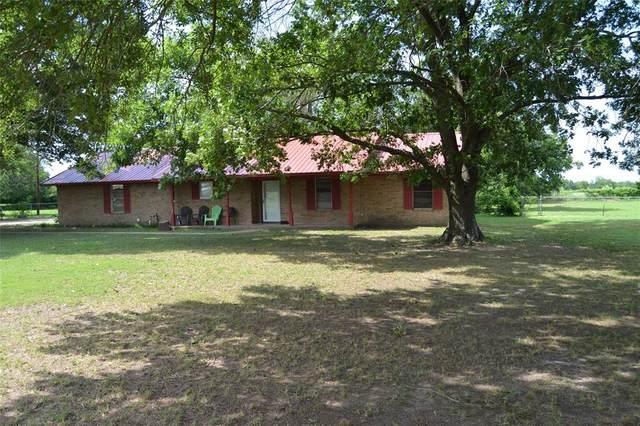 909 Dusty Kay Road, Bonham, TX 75418 (MLS #14353763) :: The Kimberly Davis Group